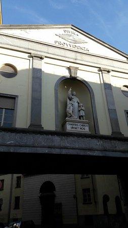 Santi Vincenzo de' Paoli e Antonio Abate