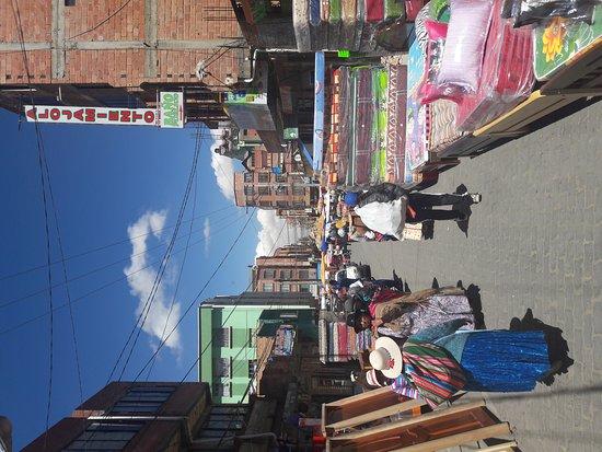 Restaurants El Alto