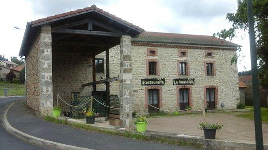 Saint-Pal-de-Chalencon, France: restaurant le meridien saint pal de chalencon