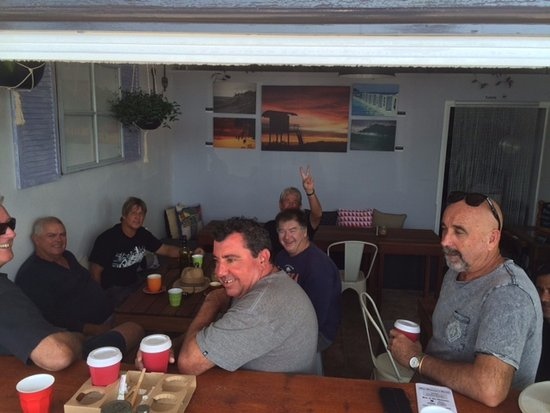 Blacksmiths, Australia: Coffee by day Pizza by Night