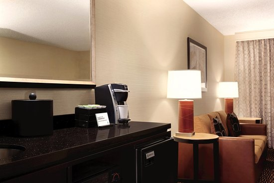 Keureg Coffee Maker Picture of Embassy Suites by Hilton Piscataway
