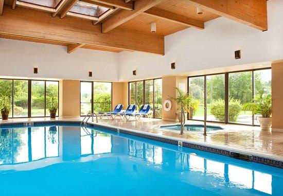 Fairfield Inn Bangor: Indoor Pool & Whirlpool
