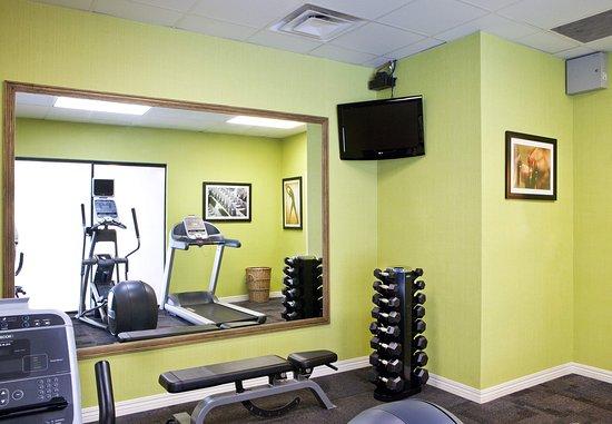 Fairfield Inn Bangor: Fitness Center