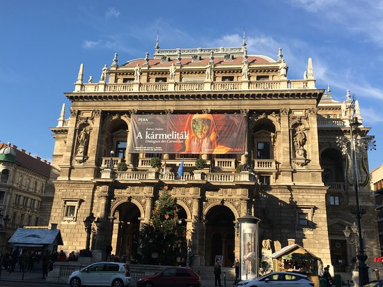 K+K Hotel Opera: Una imagen de Budapest