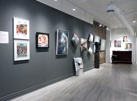 Galerie d'art Blanche