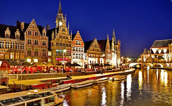 Image result for Ghent, Belgium