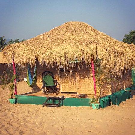 lotus oasis beach huts resort パテンム lotus oasis beach huts