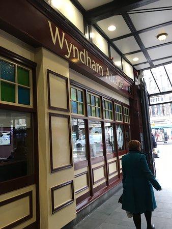 Wyndham Arcade