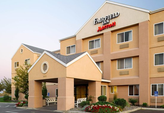 Fairfield Inn Kennewick: Exterior