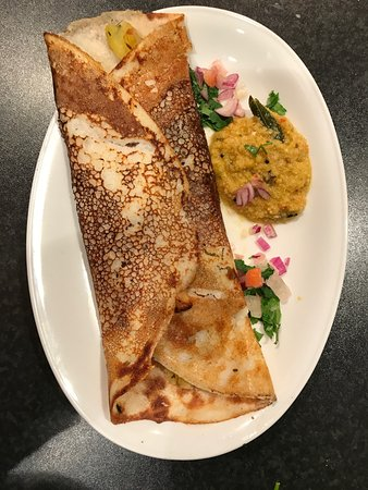 bollywood express indian street food dosa