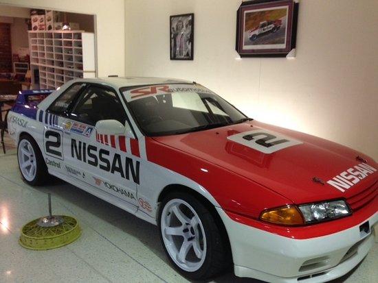 Qld MotorSport Museum