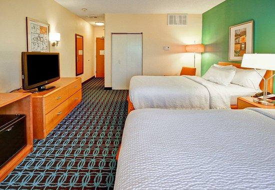 Malta, Estado de Nueva York: Double/Double Guest Room