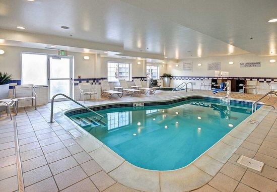 Malta, Estado de Nueva York: Indoor Pool