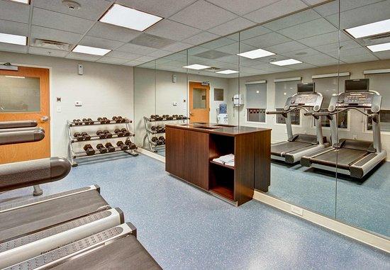 Malta, Nowy Jork: Fitness Center