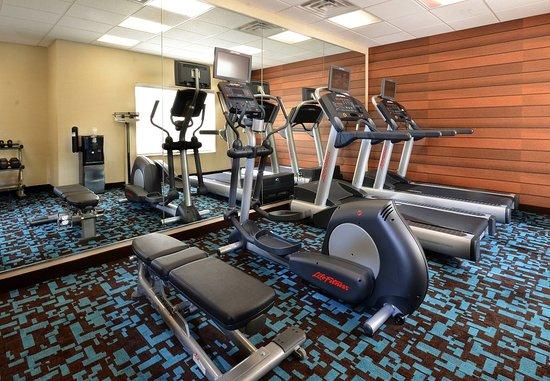 Fairfield Inn & Suites Roanoke North: Fitness Center