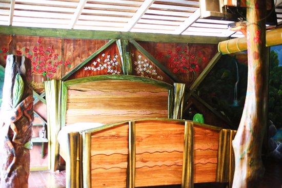 Mirador Prendas: Jaguar room