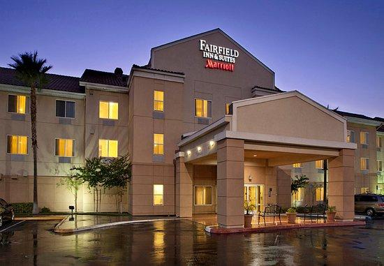 Fairfield Inn & Suites San Bernardino: Entrance