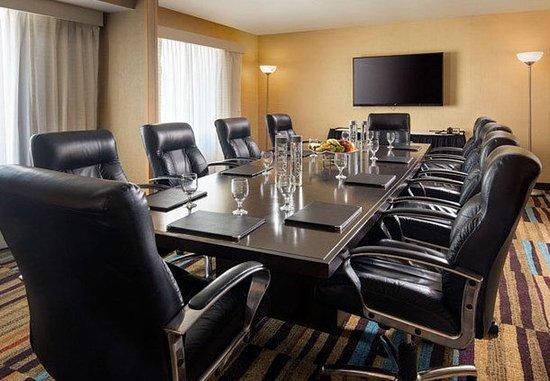 Fairfield Inn Sacramento Cal Expo: Boardroom