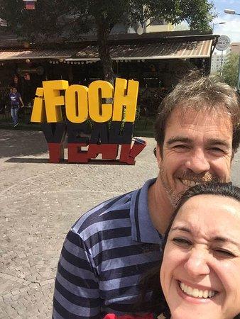 Plaza Foch: Very nice place!