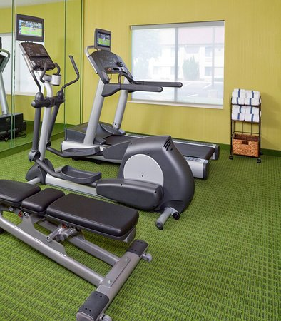 Fairfield Inn Fayetteville I-95: Fitness Center