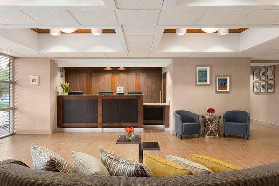 Homewood Suites Orlando-International Drive/Convention Center: Front Desk