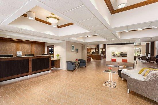 Homewood Suites Orlando-International Drive/Convention Center: Lobby