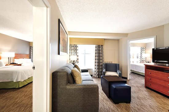 Homewood Suites Orlando-International Drive/Convention Center: Two Bed Suite