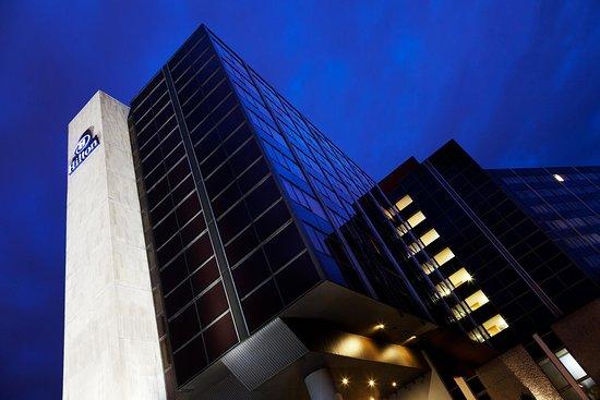 Hilton Strasbourg : Hotel Exterior