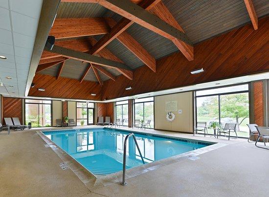 แครอลสตรีม, อิลลินอยส์: Indoor Pool