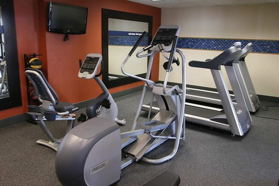 Carol Stream, IL: Fitness Room