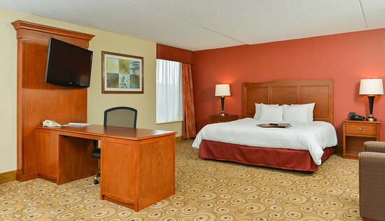 Carol Stream, IL: King Executive Suite