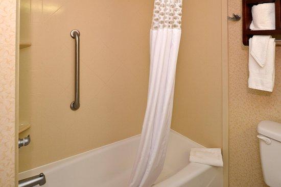 Staunton, VA: Accessible Bathroom