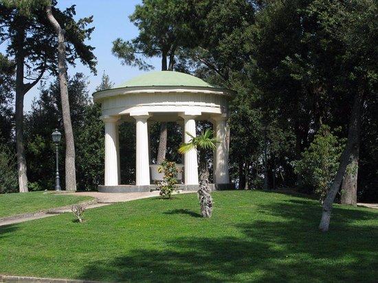 Villa Rosebery Residenza del Presidente della Repubblica
