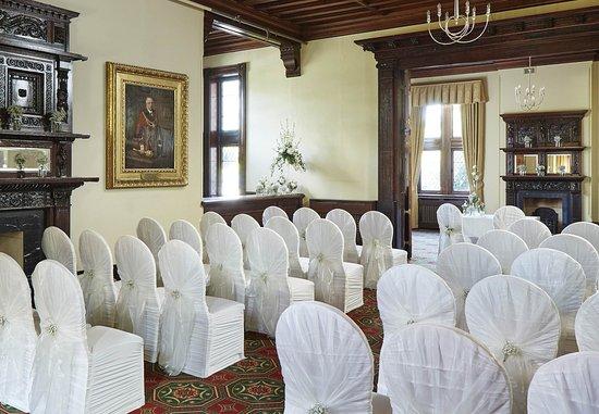 Sprowston, UK: Somerleyton Meeting Room – Civil Ceremony