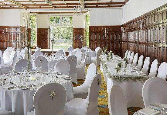Sprowston, UK: Suffolk Suite – Wedding Reception