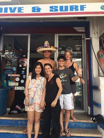 Dive Shop Mexico : fantastic!!