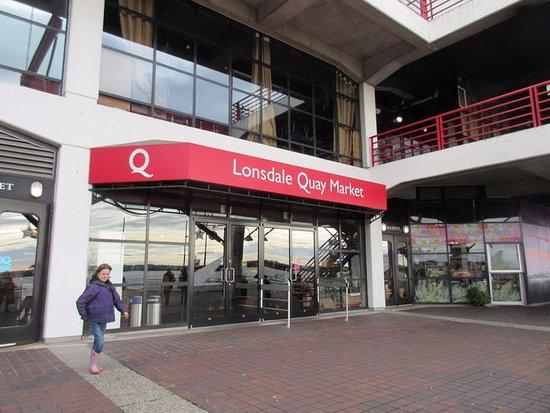 North Vancouver, Canadá: Entrance