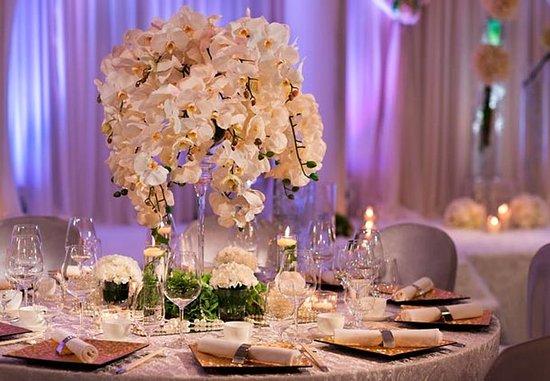 JW Marriott Hotel Hong Kong: Wedding Details