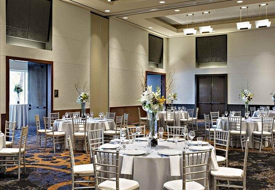Westlake, Teksas: Grand Ballroom - Social Setup