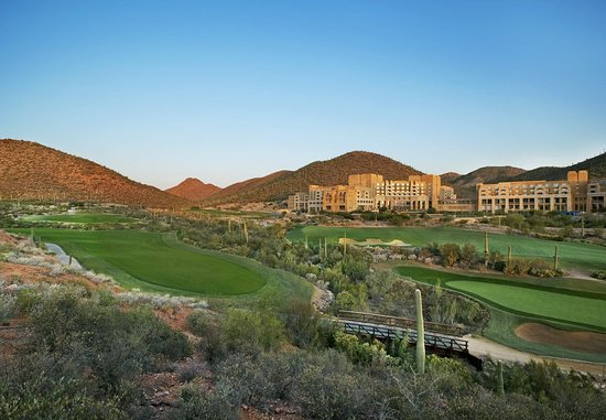 JW Marriott Tucson Starr Pass Resort & Spa: Exterior