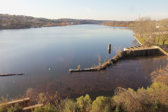 Hampton Inn Marble Falls-On The Lake: view from room 203