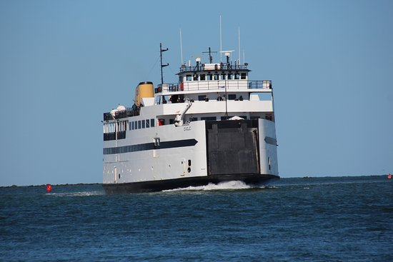 Nantucket Car Ferry Price
