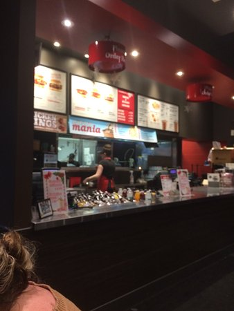 Napanee, Canada: Union Burger