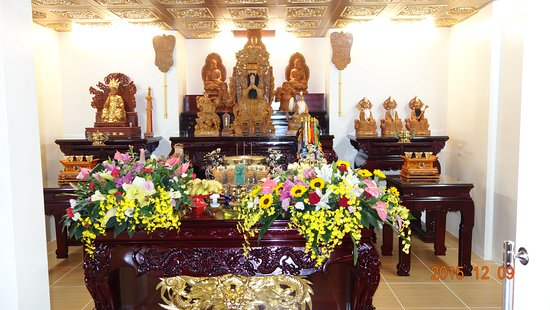 Donghe Yu Huang Temple