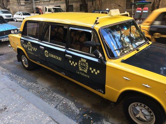 A Lada limousine Bilde av Old Havana i Tripadvisor