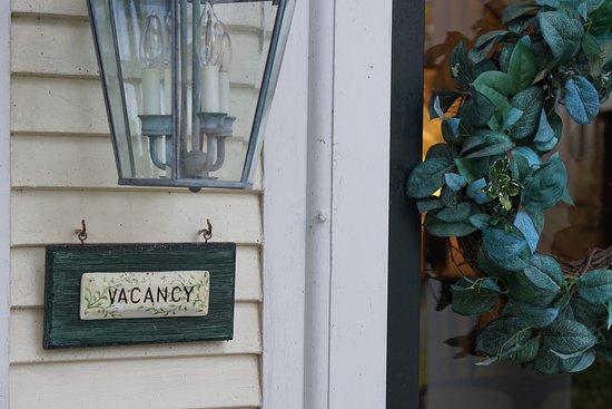 Edenton, NC: Front door