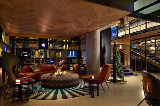 墨爾本QT酒店