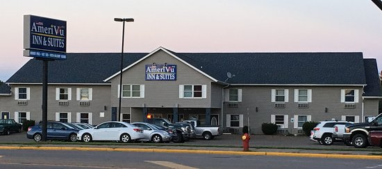 ‪AmeriVu Inn & Suites of New Richmond‬ لوحة