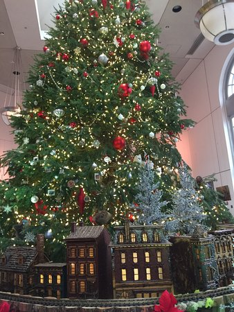 United States Botanic Garden: Botanic Gardens decked out for the holidays