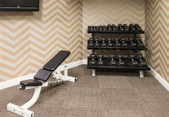Brockton, MA: Fitness Center - Free Weights